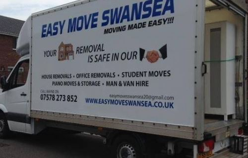48ca466ff5 Easy Move Removals man and van